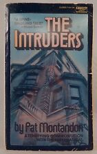 The Intruders by Pat Montandon 1975  Fawcett Crest Book with Hologram Cover