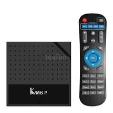 KM8P Smart Android 7.1 TV Box Amlogic S912 Octa Core WiFi 4K Movie H.265 S6L4