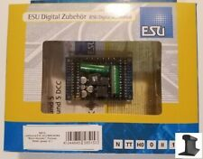 ESU 58515 ~ New 2020 ~ LokSound V5.0 XL DCC Sound Decoder ~ Multi-Pin Connector