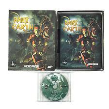 Jeu Dark Earth Sur PC Big Box / Boite Carton