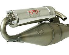 Speedfight 3 AC Darkside Leovince TT Exhaust  Rollers & Clutch Springs