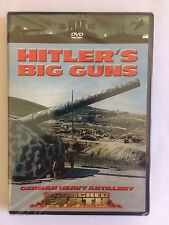 hitlers big guns dvd new and sealed dvd brand new item.