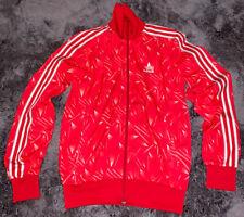 Adidas Liverpool Candy Track Top Jacket Retro 80's Shirt Genuine Adidas Size S