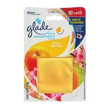 Glade Sensations Refill Fruit Nectar 8g Eliminate Odors + Freshens For Weeks