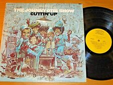 "STEREO BLUES LP - THE JOHNNY OTIS SHOW - EPIC 26524 - ""CUTTIN' UP"""