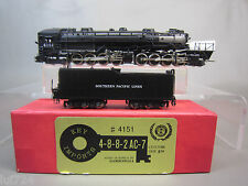 KEY IMPORTS N SCALE BRASS SOUTHERN PACIFIC LINES 4-8-8-2 CAB FORWARD AC-7  MA