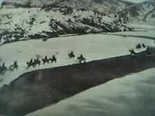 book picture - ww1 world war one - 1915 - - king peter crossing the river drin a