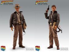 Indiana Jones Y El Reino De La Calavera De Cristal: Indian Jones Figura De 12 Pulgadas