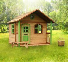 CASINA DI LEGNO Axi milan Casetta Bambini Giardino Giochi Esterno Wood House