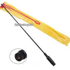 DUAL BAND (D)-RH771 Long Antenna SMA-Male for Yaesu ICOM