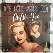 All About Eve - LaserDisc * Nos - Sealed