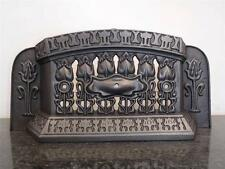 Restored Original Art Nouveau Fireplace Tidy Betty For Cast Iron Kitchen Range
