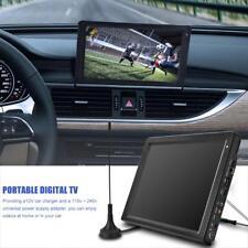 12 Zoll TFT HD Anzeige Heim Auto Digital Analog TV HDMI VGA DVB-T2 Receiver USB