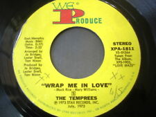 """THE TEMPREES/WRAP ME IN LOVE/NORTHERN SOUL/USA 7"""""""