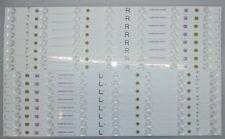 NEW Full Backlight Array LED Strip Bar 550TV01 + 550TV02 / TB5509M V0 + V1  16pc