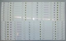 Nuevo arreglo completo de Luz De Fondo LED Tira Barra Panasonic TX-55DX600B TX-55DX600E 16 un.