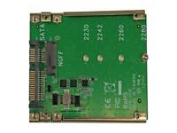StarTech.com SAT32M225 M.2 SSD to 2.5in SATA Adapter Converter with Open Frame H