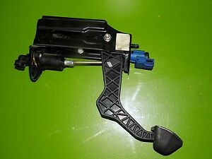 00-06 Audi TT MK1 OEM 5 speed manual clutch pedal + master cylinder