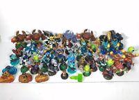 Lot Of 50 Skylanders Lot Various Pieces Spyro,Giants Swap Force,
