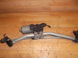 Opel Astra H Scheibenwischermotor Wischer Motor Gestänge 0390241538