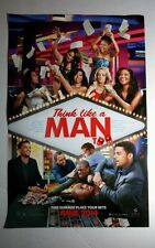THINK LIKE A MAN TOO HART UNION TERRENCE HALL GOOD MALCO EALY 11x17 MOVIE POSTER