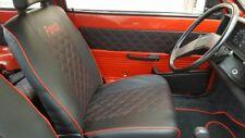 Kit completo tappezzeria sedili anteriori e posteriori della Fiat panda 750.1000