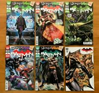 BATMAN 95, 96, 97, 98, 99, 100 JOKER WAR Main Cover A 1st Prints DC NM