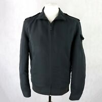 Mens LEVIS Windbreaker Bomber Jacket SIZE MEDIUM Spring Lightweight Short coat
