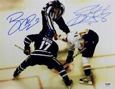 Ryan Getzlaf Ryan Kesler Signed 16x20 Anaheim Ducks Photo PSA/DNA Full Name Auto