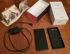 Sony Xperia XZ1 compact noir Desimlocké / Unlocked 🔓