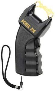 Poder Defensa Pistola Eléctrica 200.000 Voltios Con Ptb Aprobación Para Animal