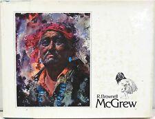 R. Brownell McGrew: Laguna Beach Museum  Art Book 1978 ~ Artist Signed Copy