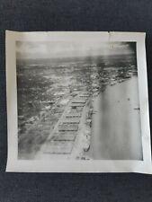 Photographie Ancienne Saïgon Port 1948 indochine