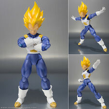 "DRAGON BALL SUPER SAIYAN VEGETA PREMIUN COLOR FIGURE 14CM BANDAI ""ORIGINAL"" NEW"