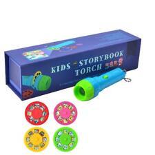 Kinder Spielzeug LED Kindertaschenlampe Projektion mit