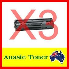 3x HP CB435A 35A LaserJet P1005 P1006 Toner Cartridge
