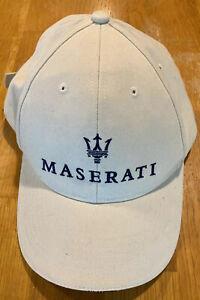 Woman Men Cotton Maserati Fan Logo Adjustable hats Baseball caps Black