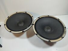 New ListingNice Pair of Pioneer 12 inch Woofers, Model # 30-710F-1