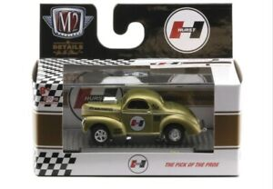 M2 Machines Auto Club #8 1941 Willys Coupe Gasser 1:64 Scale Order Confirmed
