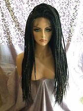 Free Shipping * Lace Front Senegal Box Braid Pick #1B or #F1B/30 Poetic Justice