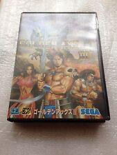 Golden Axe III (Sega Mega Drive, 1993) - Imported from Japan
