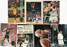 RESALE LOT (50 TOTAL CARDS) 1993-94 CHRIS WEBBER RC CARDS (7 DIFFERENT) STADIUM