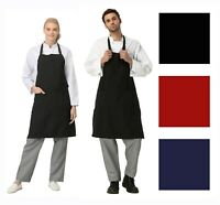 MILLTEX Restaurant Grilling Commercial Home Kitchen Chef Cooking Bib Apron