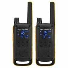 Motorola T82 Extreme Talkies-Walkies - Twin Pack