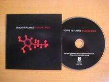 VENUS IN FLAMES Shadowlands 1-track PR0M0 CDS card sleeve *  NEW