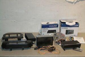 ALPINE iLX-W650 RECEIVER WITH SCOSCHE SYSTEM & KTA-450 AMP FOR 18-21 WRANGLER JL