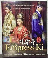 Korean Drama DVD The Empress Ki (2014) GOOD ENG SUB Region 3 FREE SHIPPING