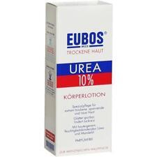 EUBOS TROCKENE HAUT Urea 10% Körperlotion 200ml PZN 3447641
