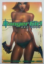 Danger Girl - Odd Jobs - Oop - Graphic Novel Tpb - Wildstorm