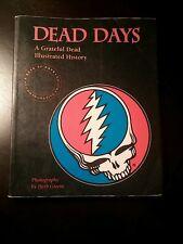 THE GRATEFUL DEAD' DAYS DATE APPOINTMENT CALENDAR HERB GREENE PHOTO BOOK